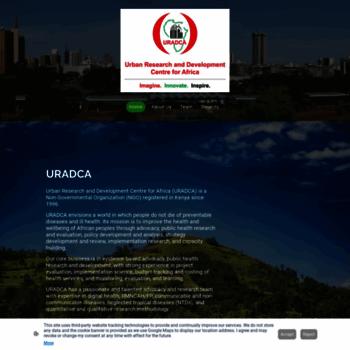 Uradca.org thumbnail