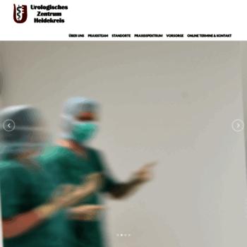 Urologie-heidekreis.de thumbnail