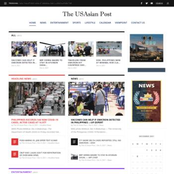 Usasianpost.com thumbnail