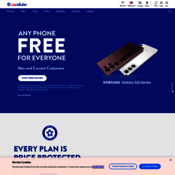 uscellular com at WI  Best Cell Phone Plans | Shop