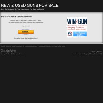 Usedguns-forsale.com thumbnail