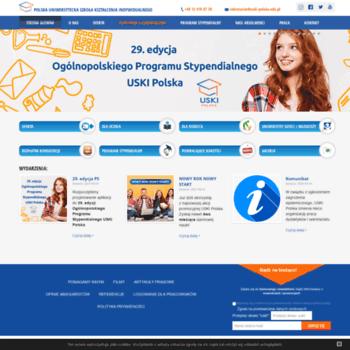 Uski-polska.edu.pl thumbnail