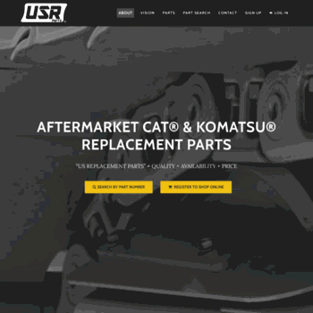usrparts com at WI  Genuine & Aftermarket Spare Parts for