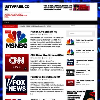 ustvfree com at WI  USTV247 com - Watch your favorite TV