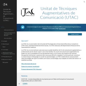 Utac.cat thumbnail