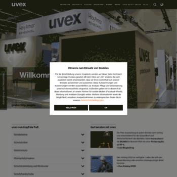 Uvex-safety.de thumbnail
