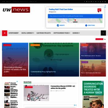 Uwnews.online thumbnail