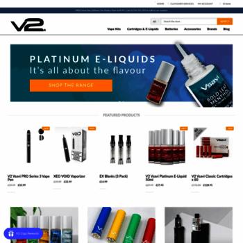 V2cigs.co.uk thumbnail