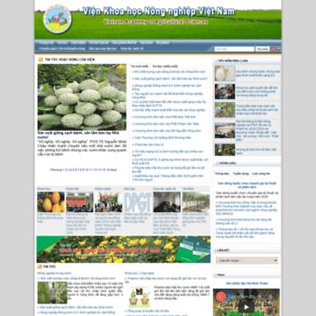 Vaas.org.vn thumbnail