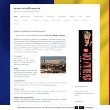 Vakantielandroemenie.nl thumbnail
