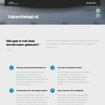Vakantietaal.nl thumbnail