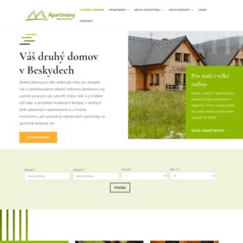Valachy-apartmany.cz thumbnail