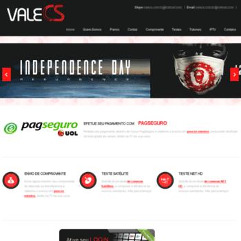 Valecs.com.br thumbnail