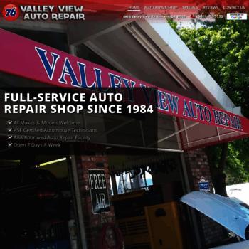Valleyviewautorepair.net thumbnail