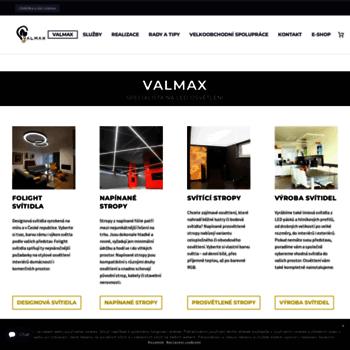 Valmax.cz thumbnail
