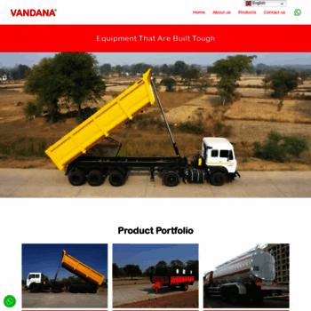 Vandanagroup.co.in thumbnail