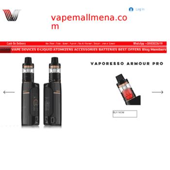 vapemallmena com at WI  Vape Mall Global | Top Quality Vape