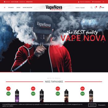Vapenova.gr thumbnail