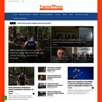 Varese7press.it thumbnail