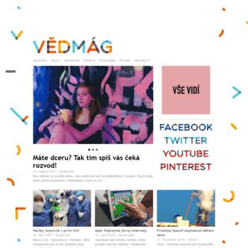 Vedmag.cz thumbnail