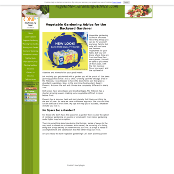 Vegetable-gardening-advice.com thumbnail