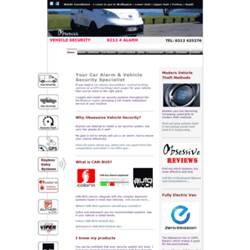 Vehiclesecurity.co.nz thumbnail