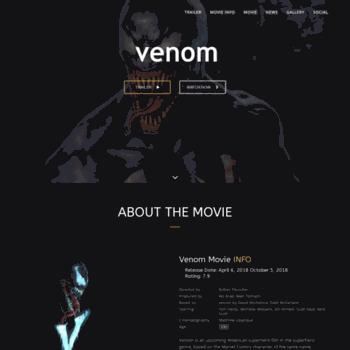 Venomfull.org thumbnail