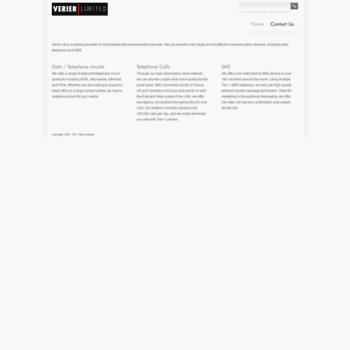 Verier.co.uk thumbnail