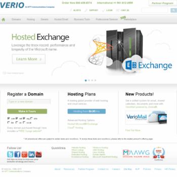 Verio.net thumbnail