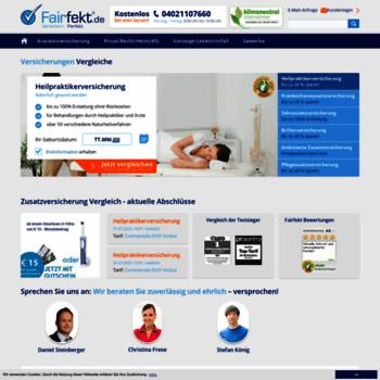 Versicherung-online.net thumbnail
