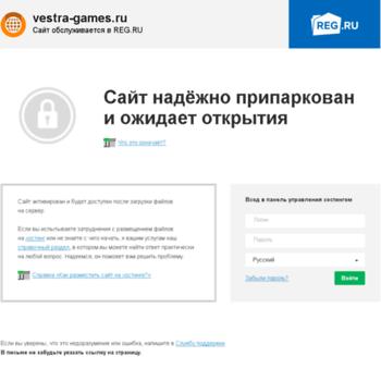 Vestra-games.ru thumbnail