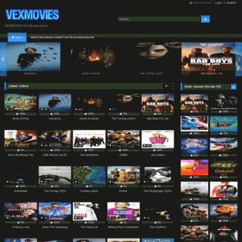 Vexmovies.live thumbnail