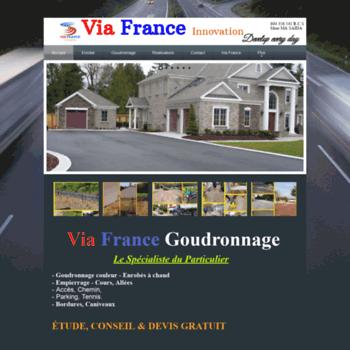 Viafrance-innovation.fr thumbnail