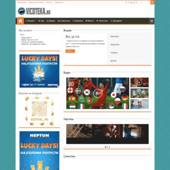 Vicoteka.mk thumbnail