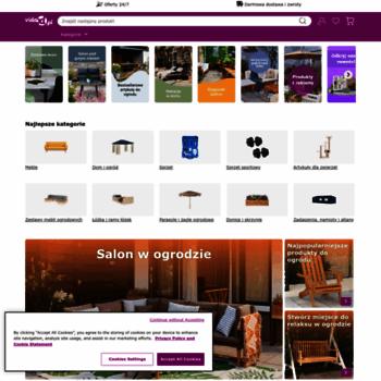 Vidaxl.pl thumbnail