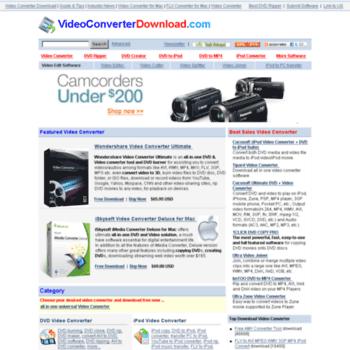 Videoconverterdownload.com thumbnail