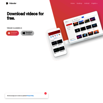 videoder music and video downloader