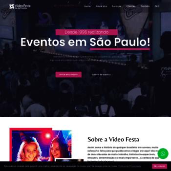 Videofesta.com.br thumbnail