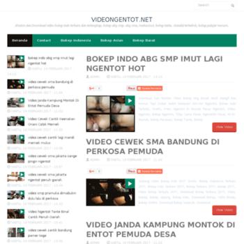 Videongentot.net thumbnail