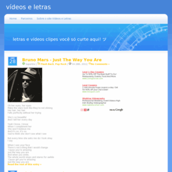 Videoseletras.com.br thumbnail