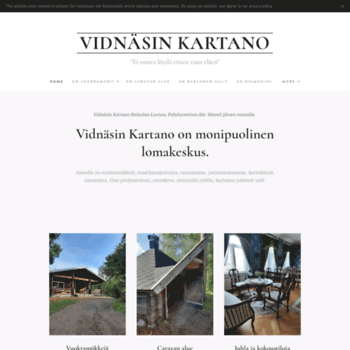 Vidnasinkartano.fi thumbnail