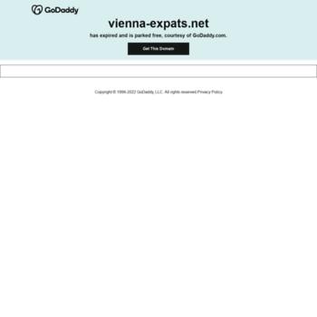 Vienna-expats.net thumbnail