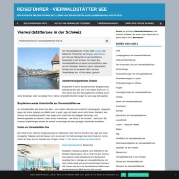 Vierwaldstaettersee-info.de thumbnail