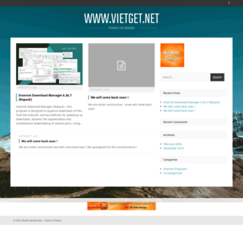 Vietget.net thumbnail