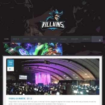 Villains.eu thumbnail