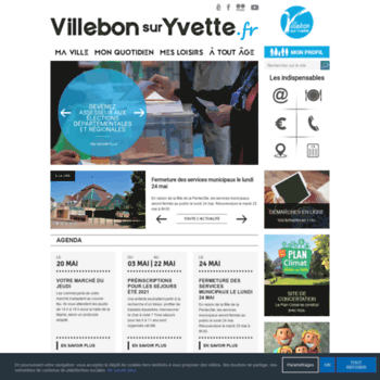 Villebon-sur-yvette.fr thumbnail