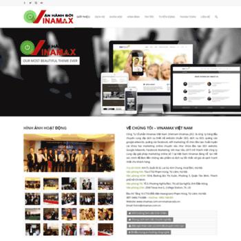 Vinamax.com.vn thumbnail