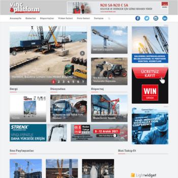 Vincveplatform.com thumbnail