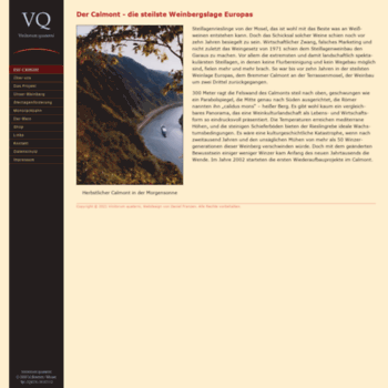 Vinitorum-quaterni.de thumbnail