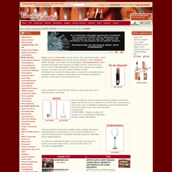 Vinuridecolectie.ro thumbnail